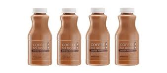 Nut Milk Cold Pressed Coffees