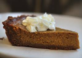 Gingersnap Pumpkin Pie Cooking Light by Top 5 Favorite Holiday Recipes