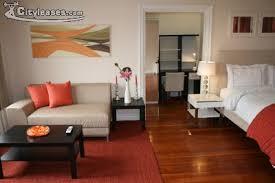 Santa Monica furnished Studio bedroom Apartment for rent 3200 per