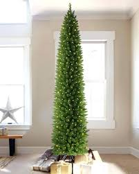 9 Ft Slim Christmas Tree Artificial Trees And For Fresh Interior Home Decor Ideas Foot Unlit