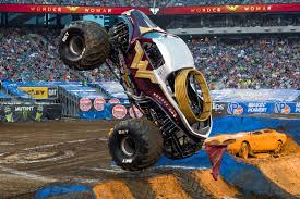 100 Kids Monster Trucks Rev The Kids Up At Jam Out About With