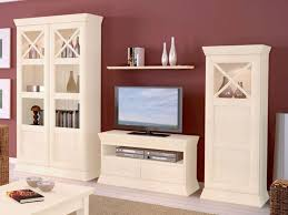 soma wohnzimmer schrank set wohnwand quadro vitrine 2trg lowboard regal vitrine 1trg pinie massiv bxhxl 310 x 213 x 47 cm pinie lipizano ohne