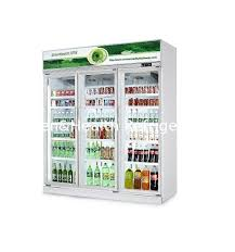 China Commercial Drinks Fridge Soft Display Refrigerator Showcase Supplier