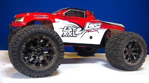RC ADVENTURES - Losi LST XXL2 Gas Powered 4x4 Monster Truck ...