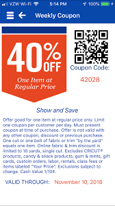 Hobby Lobby Coupon Code 40 Off 40 Off Michaels Coupon March 2018 Ebay Bbb Coupons Pin By Shalon Williams On Spa Coupon Codes Coding Hobby Save Up To Spring Items At Lobby Quick Haul With Christmas Crafts And I Finally Found Eyelash Trim How Shop Smart Save Online Lobbys Code Valentines 50 Coupons Codes January 20 Up Off Know When Every Item Goes Sale Lobby Printable In Address Change Target Apply For A New Redcard Debit Or Credit Get One Black Friday Cnn