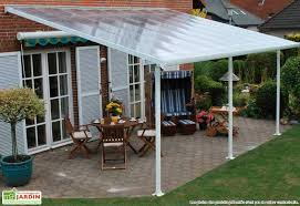 toit de terrasse leroy merlin 17 pergola aluminium en kit