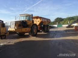 Volvo A 40 - Articulated Dump Truck (ADT), Price: £32,635, Year Of ...