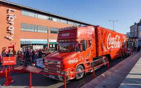 Coca-Cola Christmas Truck Tour – Bournemouth.com Cacolas Christmas Truck Is Coming To Danish Towns The Local Cacola In Belfast Live Coca Cola Truckzagrebcroatia Truck Amazoncom With Light Toys Games Oxford Diecast 76tcab004cc Scania T Cab 1 Is Rolling Into Ldon To Spread Love Gb On Twitter Has The Visited Huddersfield 2014 Examiner Uk Tour For 2016 Perth Perthshire Scotland Youtube Cardiff United Kingdom November 19 2017