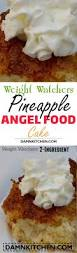 Pumpkin Fluff Weight Watchers Dessert Recipe by Best 25 Pineapple Angel Food Ideas That You Will Like On