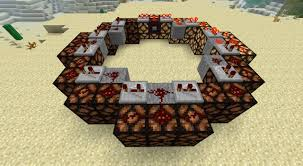 Glowstone Lamp Minecraft Xbox by Is It Possible To Just Turn On Lever And Use Repeater To Keep