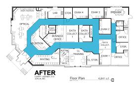 Optometry fice Floor Plans