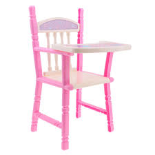 Chiwanji Toddler Dining Chair Baby Doll High Chair For 9-11