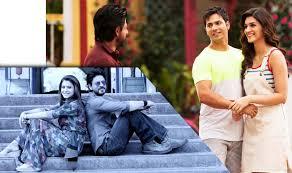 Dilwale new pictures Shah Rukh Khan Kajol Varun Dhawan & Kriti