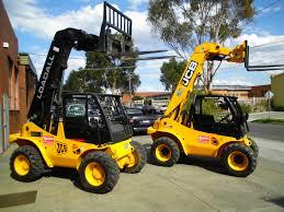 100 Jcb Melbourne JCB 52040 Forklifts Forklifts