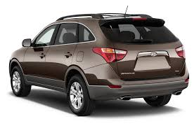 2012 Hyundai Veracruz Reviews and Rating