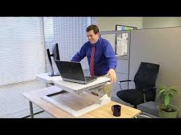Ergotron Sit Stand Desk by Workfit Tl Sit Stand Desktop Workstation Stand Up Desks Ergotron