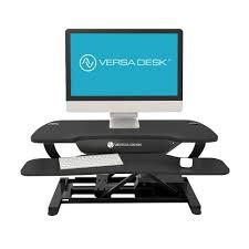 Hyken Mesh Chair Manual by Versadesk Power Pro Black 36