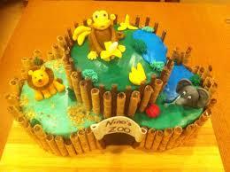 fondant torte zoo zoo kuchen geburtstag kuchen motivtorten
