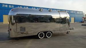 China Made Street Vending Truck Airstream Concession Food Trailer ...