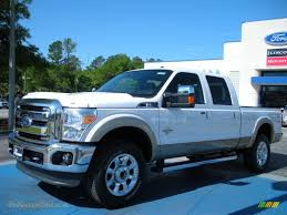 F350 | 2011 Ford F350 Super Duty Lariat Crew Cab 4x4 In White ... Ford News And Reviews Top Speed 2011 F150 Comparison Tests Truck Trend Dodge Ram Vs Which One Should I Buy F250 Captain Hook Lifted Trucks Truckin Test Gmc Sierra Road Reality And Information Nceptcarzcom Throwback Thursday Ecoboost 50l V8 The Review 37 50 62 Ecoboost Truth Rated At 16 Mpg City 22 Highway Rating Motor F350