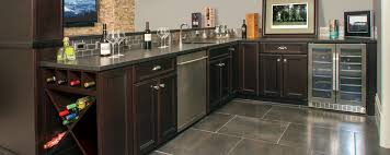 Huntwood Cabinets Arctic Grey by Room Showcases Custom Cabinets