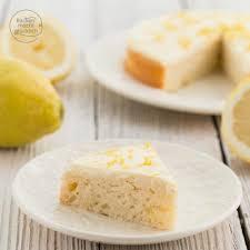 fettarmer zitronenkuchen ohne zucker