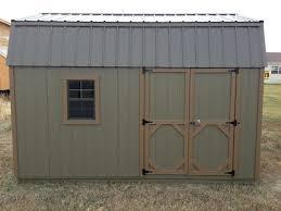 Pre Built Sheds Canton Ohio by Pre Built Sheds 8u0027 X 12u0027 Kidu0027s Cottage Style Shed