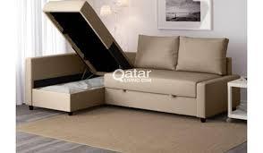 Friheten Corner Sofa Bed by Friheten Corner Sofa Bed With Storage Skiftebo Beige Qatar Living