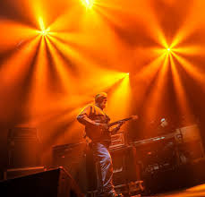 Widespread Panic Halloween by Widespread Panic Pulse Lighting