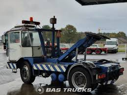 100 Used Tow Trucks For Sale At BAS DAF Terminal Trekker 4X2 011990
