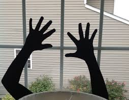 Zombie Hand Pumpkin Stencil Free by Diy Dollar Store Halloween Ideas