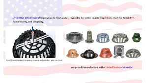 Josam Floor Drain Basket by Roof Drain Marker Company Made In The Usa