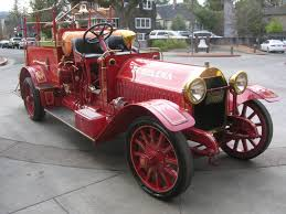100 Antique Fire Truck 1917 Schneer Engine With A Wisconsin T Head Engine St