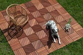 acacia wood deck tiles johnson patios design ideas