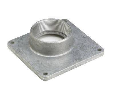Eaton Corporation Ds200H2P Top Feed Hub - Silver, 2""