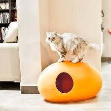 la maison de toilette pour chats poopoopeedo