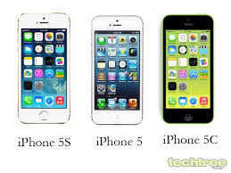 Apple iPhone 5 vs iPhone 5C vs iPhone 5S The Key Differentiators