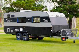XT22 HRT Off Road Caravan