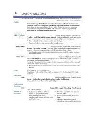 Resume Work Experience Examples Restaurant Good For