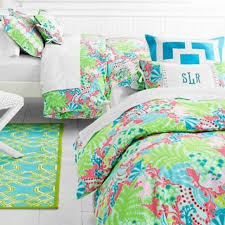 off Lilly Pulitzer Other Garnet hill lilly Pulitzer bedding