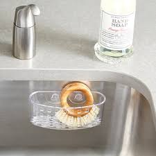 Simplehuman Sink Caddy Suction Cups by Suction Cup Caddy The Container Store