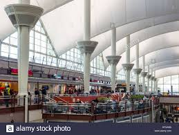 Denver International Airport Murals Meaning by Denver Airport Stock Photos U0026 Denver Airport Stock Images Alamy