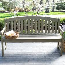 hardwood outdoor bench with storage wood stain default name wood