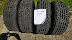 Goodyear Wrangler Adventure W/ Kevlar Tires 275/55R20 113T - Ford ...