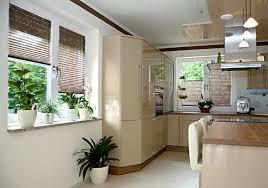 lichtschutz für die küche mit einem plissee ganz einfach