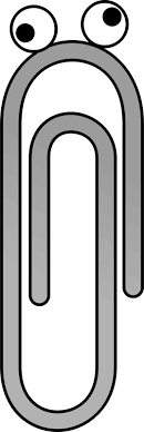Paper clip clip art 2 clipartwiz
