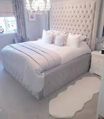 hotel chesterfield luxus bett weißes schlafzimmer englische betten 180x200cm neu