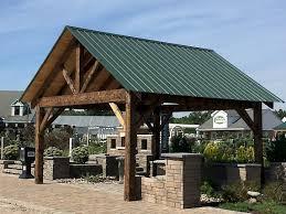 Old Hickory Buildings And Sheds by Timber Frame Kits U0026 Sheds Harken U0027s Landscape Supply U0026 Garden