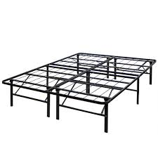 Platform Bed Frames by Amazon Com Barton Bed Frame Mattress Foundation Platform Bed
