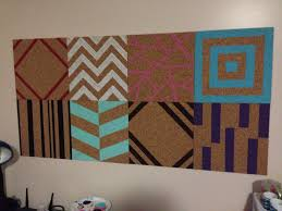 tile thick cork board tiles on a budget marvelous decorating on